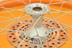 96-02 1997 CR80 CR 80 OEM Front Rear Wheels Complete Set Hub Rim BIG WHEEL