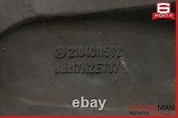 97-03 Mercedes W210 E320 E430 Complete Wheel Tire Rim Set 8Jx17H2 ET37 OEM