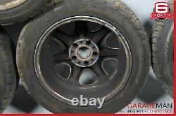97-04 Mercedes R170 SLK230 SLK320 Complete Wheel Tire Rim Set of 4 Pc R16 OEM