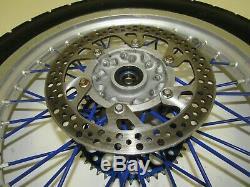 99-14 Yamaha Yz 250 Yz250 03-08 Yz 450 F Rear Wheel Rear Rim Complete 2006 Yz450