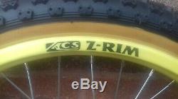 Acs Z Rims Wheel Set Complete