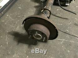 Alfa Romeo Oem Veloce 2000 Spider Rear End Suspension Differential Axle Bearing