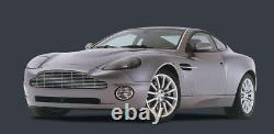 Aston Martin V12 Vanquish Complete Alloy Wheel Set 4 x Wheels & Centre Caps