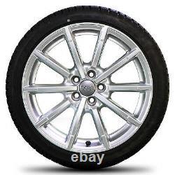 Audi 17 inch rims A1 S1 8X winter tires winter wheels complete winter wheels
