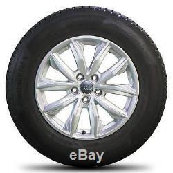 Audi 17 inch rims Q5 FY aluminum rims winter tires winter wheels complete