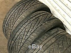 Audi Oem S8 Front Rear Set Rim Wheel And Tire 20 20 Inch 2007 2008 2009 2010