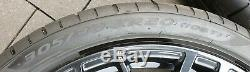 Audi R8 4S 20 Inch Rims Complete Wheels Summer Wheels Original Black