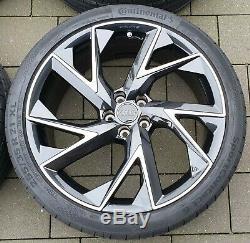 Audi RSQ3 Rs Q3 Sportback F3 21 Inch Rims Complete Wheels Original