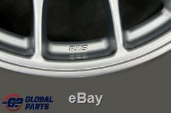 BMW BBS Motorsport Silver Complete Set 4x Wheel Alloy Rim 18 8,5J ET35 VIA