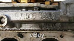 BMW E90 3er 318i N46 COMPLETE CYLINDER HEAD / 7505422