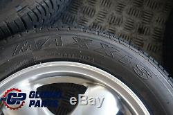BMW Mini R50 R56 Complete 4x Wheel Alloy Rim with Tyres 15 5 Start Spooler 100