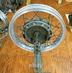 BMW R60/2 R50/2 R69S R50S R69 R50 R60 Wheel Complete Weinmann Rim