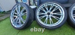 BMW Wheels M Performance 20 inch Style 624M Complete Wheel Set