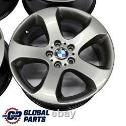 BMW X5 Series E53 Grey Complete Set 4x Wheel Alloy Rim 19 Star Spoke 132