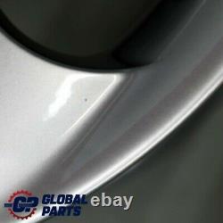 BMW Z4 E85 Silver Complete Set 4x Alloy Wheel Rim 18 Ellipsoid Styling 107