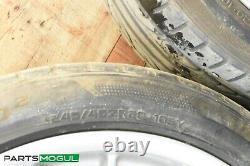 Bmw E65 E66 745 750 760 Front Rear Set Rim Wheel And Tire 20 Inch Alpina Style