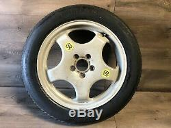 Bmw Oem E53 X5 Spare Wheel Rim And Tire 155 80 19 Inch 19 2000-2006