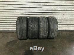 Bmw Oem E60 E61 525 528 530 535 545 550 M5 Front Rear Set Rim Wheel & Tire 19