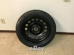 Bmw Oem E60 E61 525 528 530 535 545 550 Wheel Rim And Tire Spare 135 80 17 Inch