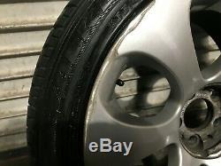 Bmw Oem E63 E64 645 650 Wheel Rim And Tire 255 40 19 Inch 19 19x9 2004-2010