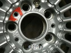 Bmw Oem E65 E66 Alpina B7 Rear Trunk Wheel Rim Tire Spare 18 Inch 18 18x8
