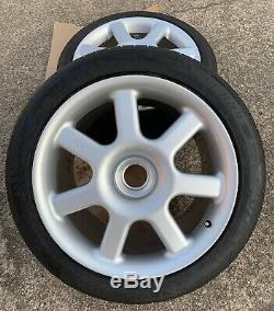 Bugatti EB110 SS/GT Michelin Tires on BBS-Wheel Rim, complete set +++NEW+++