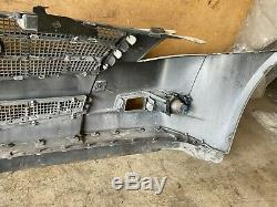 Cadillac Cts 2008-2013 Sedan Oem Complete Front Grill Panel Bumper Cover 55k