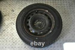 Citroen Peugeot Complete Wheel Winter 195/65R15 95T/6.5Jx15 H2 ET27 LK4x108