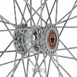 Complete 21 Spool Hub Chopper Wheel 5/8 Bearings