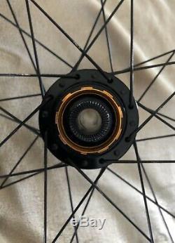 Complete Pair 29in BOOST Wheels Alex Volar 3.0 Rims Tubeless Ready Chosen 150T