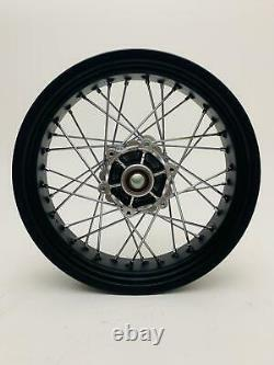 Complete Rear Wheel Rim With Hub Spokes Ducati Scrambler 4,50x17 36 H 96320101ab