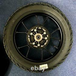 Complete Wheel Set to fit Rieju MRT 125 SM AC & MRT 50 17 Wheels