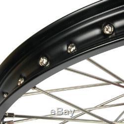 Complete Wheels Hub Rim Set for Honda CR125R CR250R CRF250R CRF450X CRF250X 450R