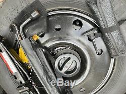 Complete wheel spare wheel Rim 155/90R16 Opel Antara Jack Tow Eye Bar Handle Kit