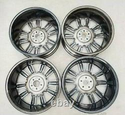 Ford COMPLETE GENUINE 20 ALLOY WHEEL SET OF 4 KT4C1007H1A Fitment suit Kuga