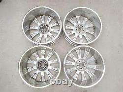 Ford Kuga Mondeo Edge Complete Genuine 20 Alloy Wheel Set Of 4 Gt4c1007e1a