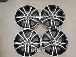 Ford Kuga Mondeo Edge Complete Genuine 20 Alloy Wheel Set Of 4 Kt4c1007h1a
