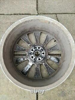 Ford Mondeo/kuga Vignale 19 Chrome Alloy Wheels Complete Set Of 4 For Sale