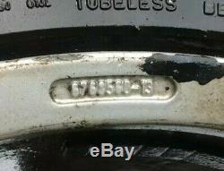 Genuine BMW 1/3 Series Complete Set Of 18 Split Rim Alloy Wheels With Tyres