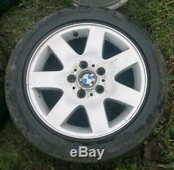 Genuine BMW E46 Complete Set Of 4x 16 Alloy Wheels Vauxhall Vivaro/Renault