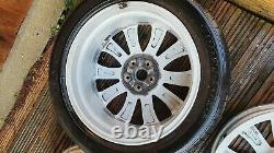 Genuine Mazda 6 / CX-5 Complete Set of 4 19 Alloy Wheels 19x7J ET 50