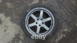 Genuine Nissan 350z 350 Z Complete Alloy Wheel 18 Inch 245/45 Zr18 Breaking
