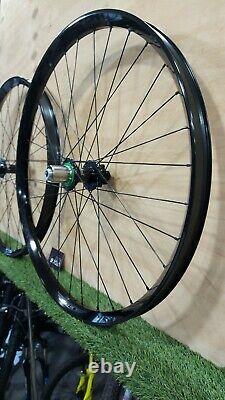HOPE Custom Wheels, Halo / DTSwiss rims, 141mm (boost) quick release. Rear wheel