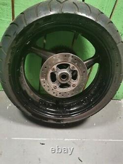 Honda Cbr954 954 Rr Fireblade Rr2 2002 Rear Back Wheel Complete