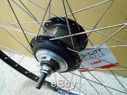 Hub Only or Complete Wheel. Shimano Nexus Inter 8 SG-C6010-8R Hub 36 hole 26 Rim