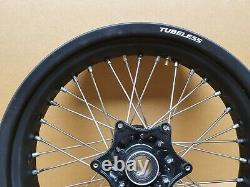 Husqvarna 701 SM Front wheel Complete, Excellent condition, Fits 2016 2021