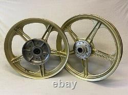 KAWASAKI Z1 Z900 Z1000 BELS aftermarket wheels complete brembo brakes BELS