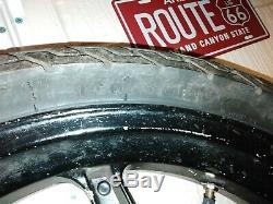 KTM 125 -200 exc Supermoto Wheels Front & 17 Rim, complete set-up