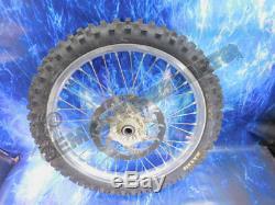 KTM Complete Front Wheel Excel rim OEM 125 150 250 300 350 400 450 500 525 530
