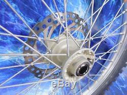 KTM Complete Front Wheel Excel rim OEM 125 200 250 300 350 400 450 500 525 530